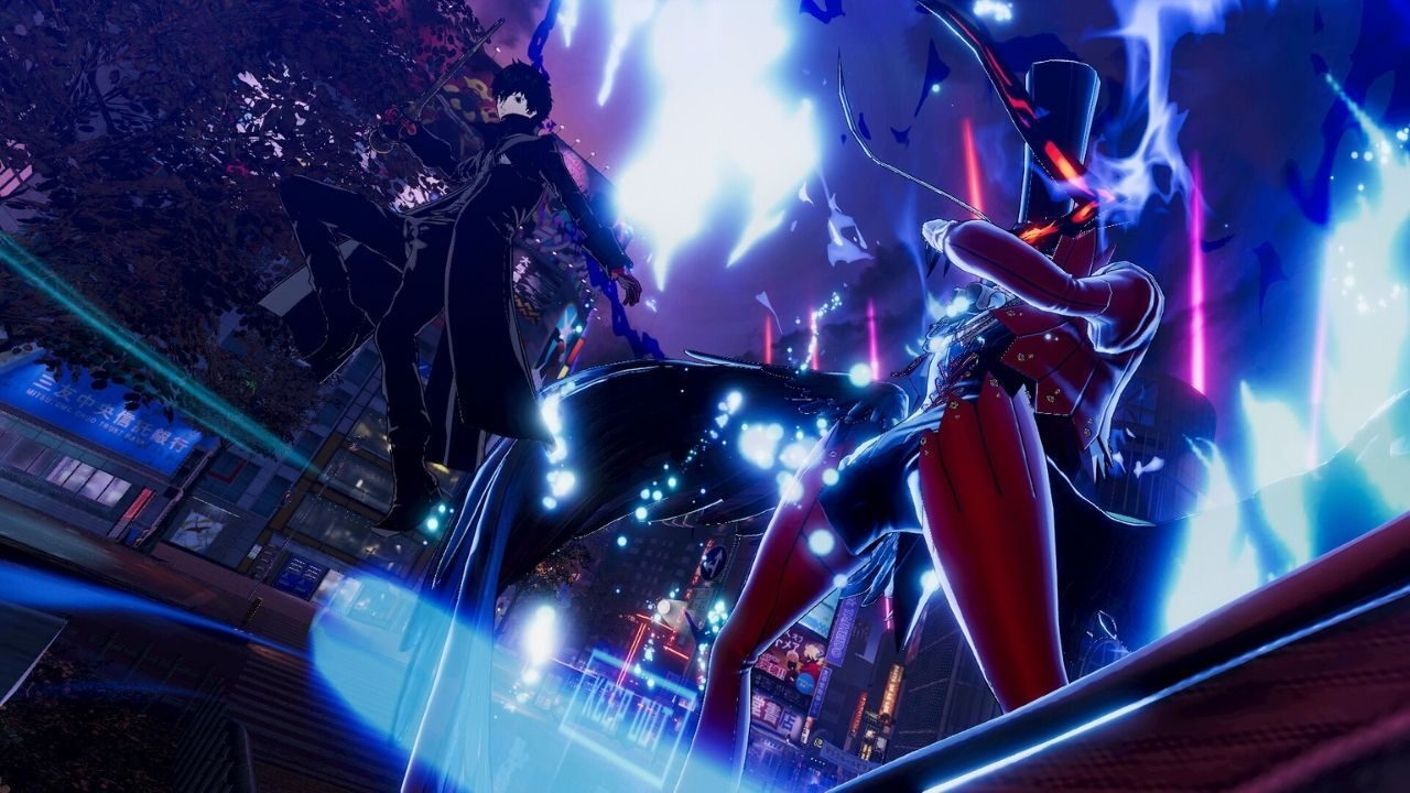 free-of-charge-hearts-across-japan-with-the-phantom-robbers-in-persona-five-strikers,-out-subsequent-7-days-on-ps4