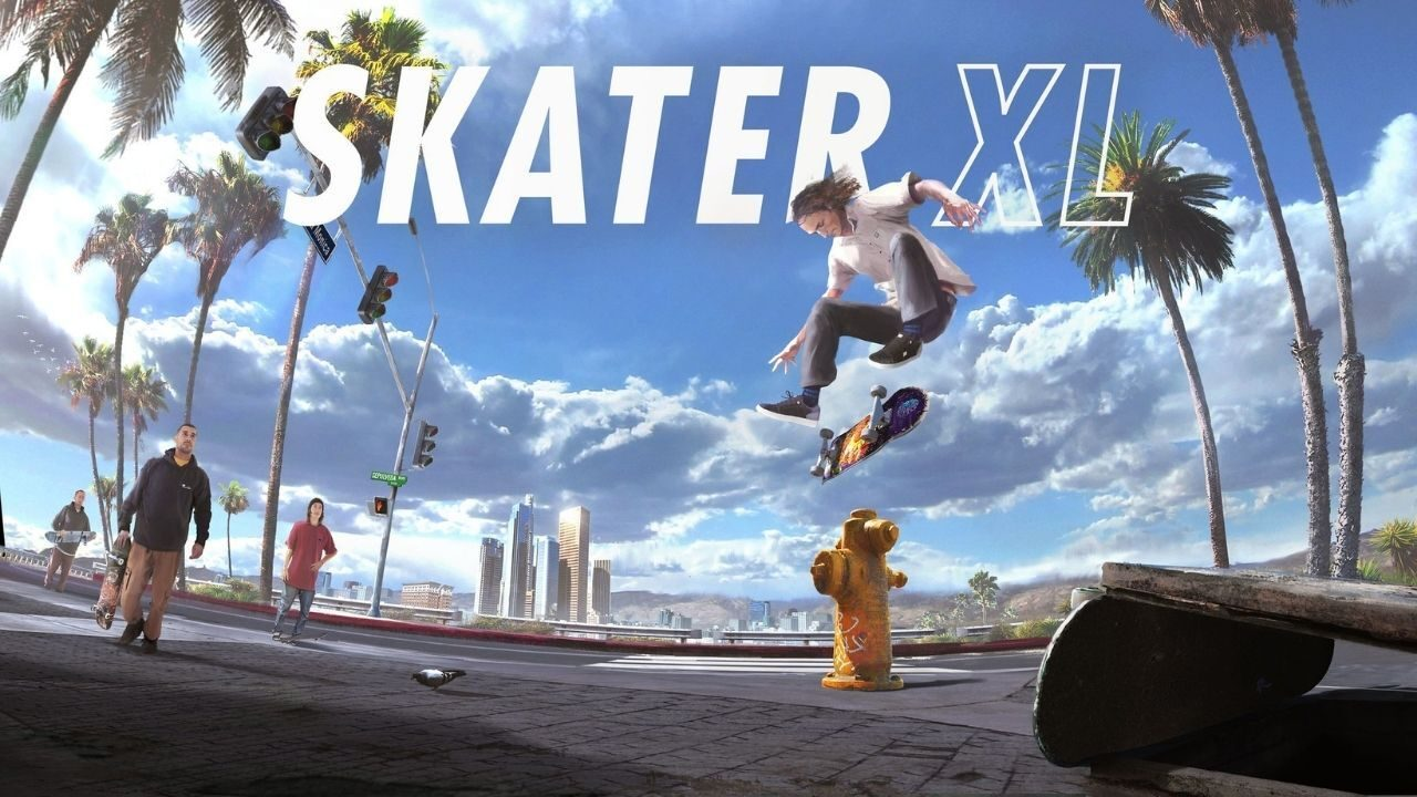 skater-xl-reveals-iconic-embarcadero-plaza-degree,-obtainable-now
