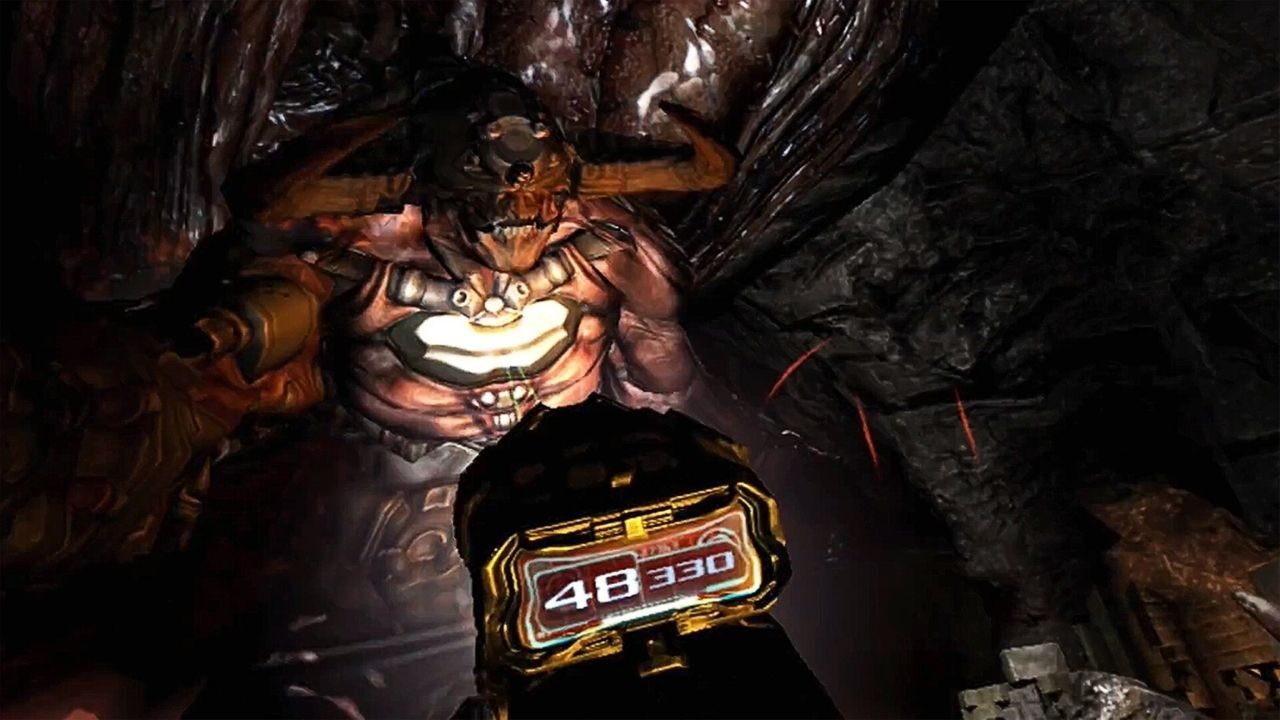 how-doom-3's-overcome-working-experience-has-been-sharpened-up-for-ps-vr