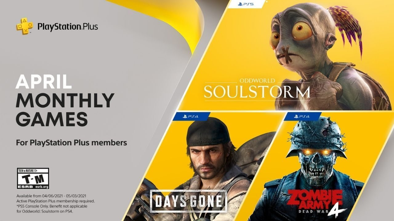 playstation-moreover-game-titles-for-april:-days-long-gone,-oddworld:-soulstorm,-and-zombie-army-four:-lifeless-war