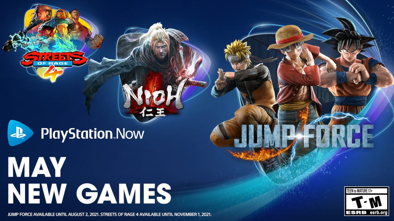 playstation-now-online-games-for-may:-jump-power,-nioh-and-streets-of-rage-four
