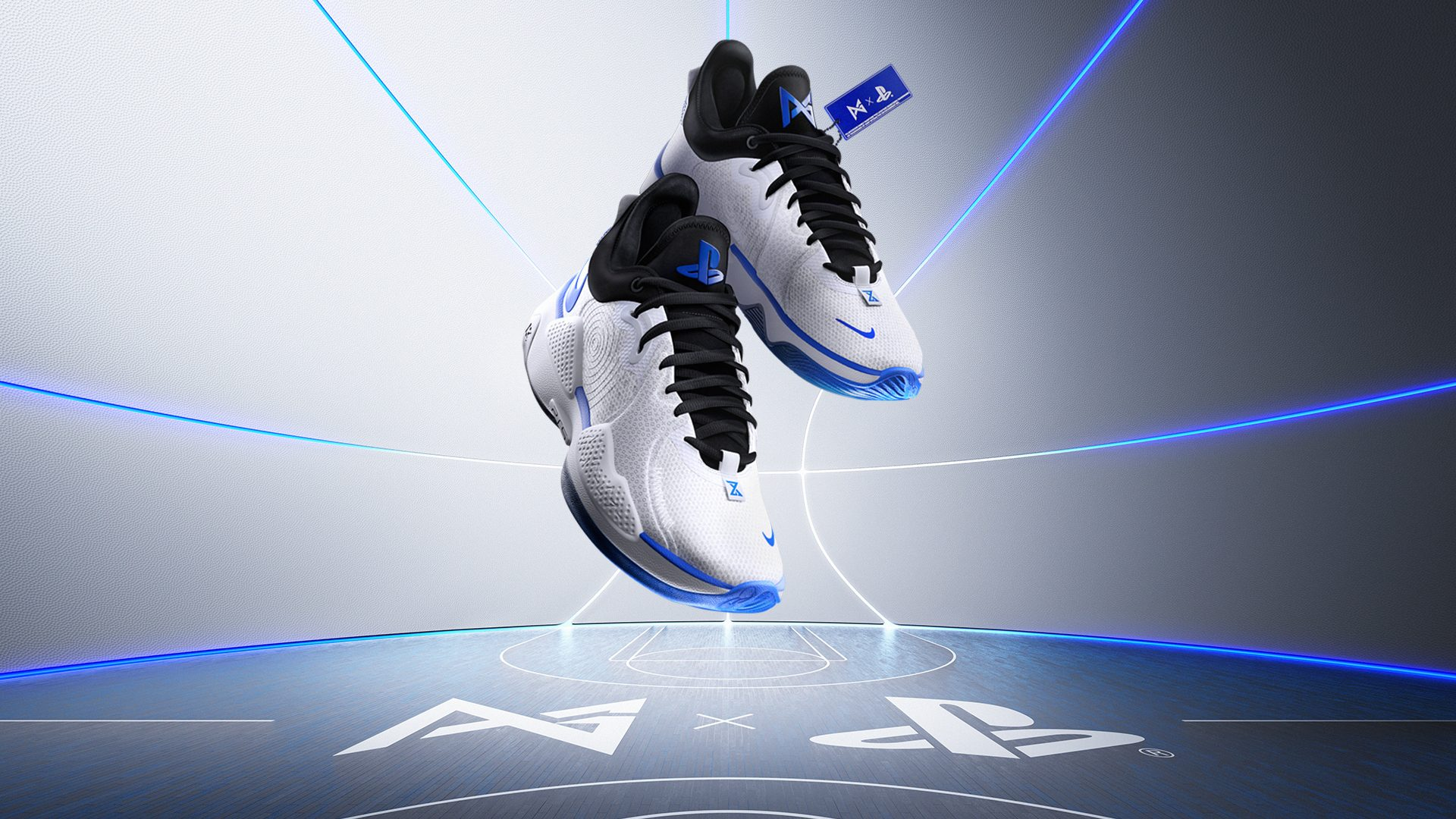 paul-george-+-playstation:-again-together-with-the-pg-five-playstation-5-colorway