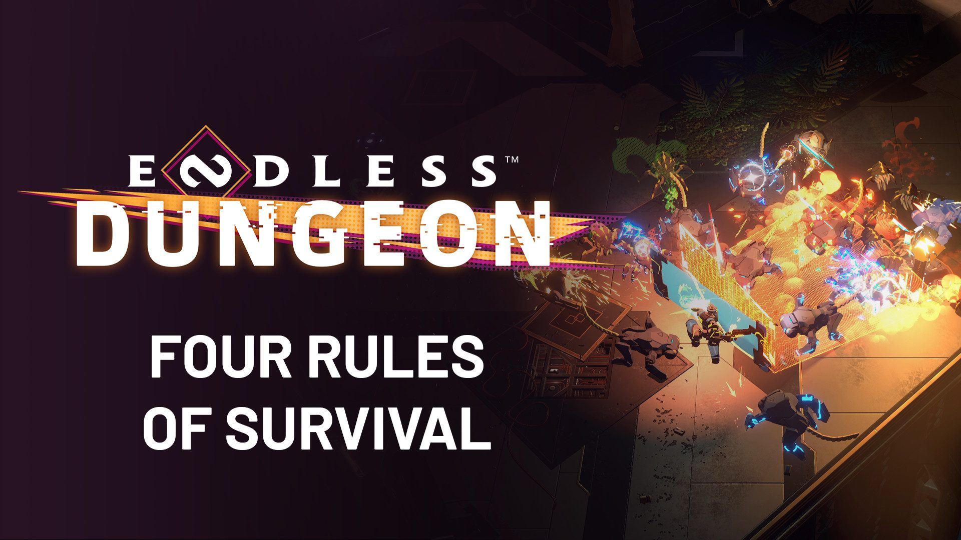 limitless-dungeon's-four-procedures-of-survival