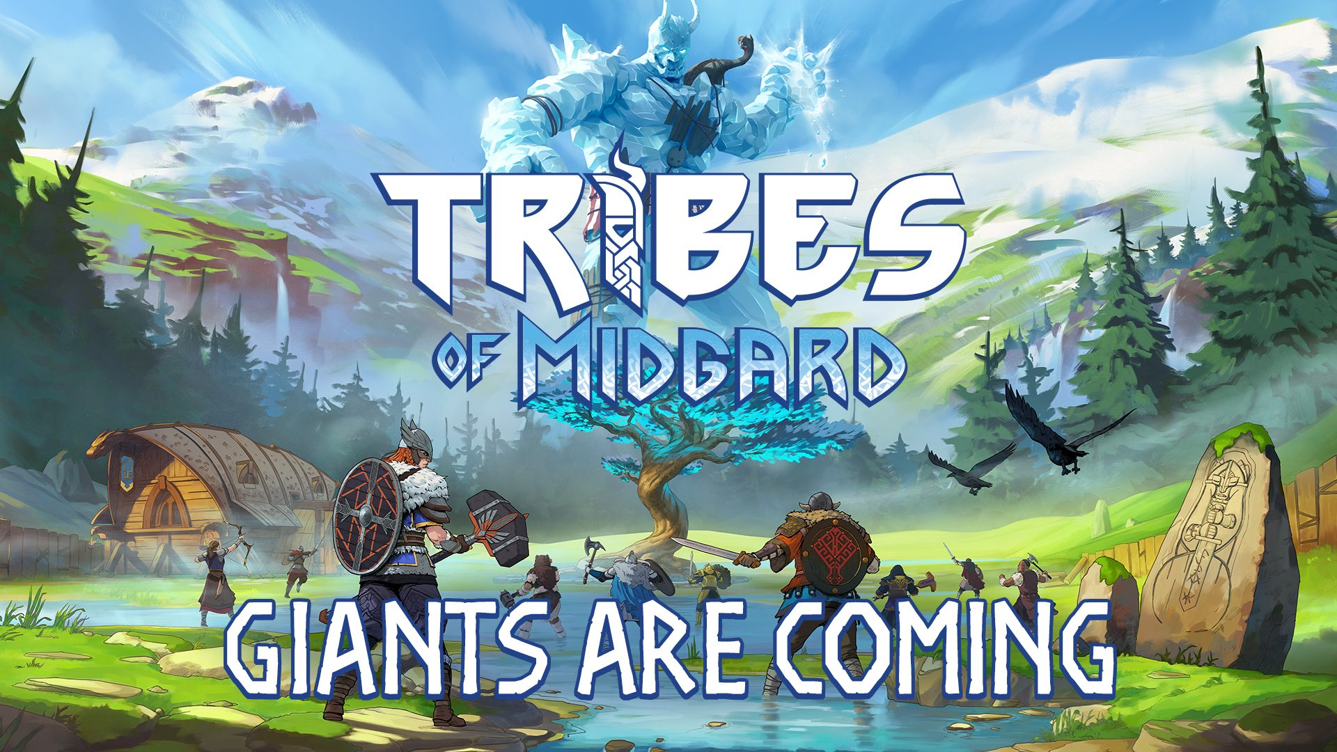 enter-the-environment-of-norsfell's-tribes-of-midgard,-a-co-op-motion-rpg-launching-july-27