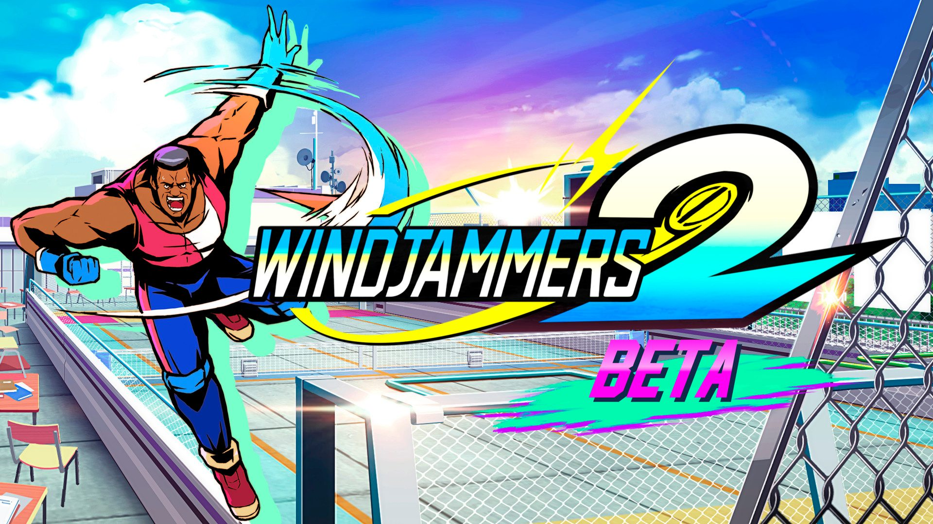 windjammers-2-out-soon-on-ps4-&-ps5,-open-up-multiplayer-beta-commences-tomorrow