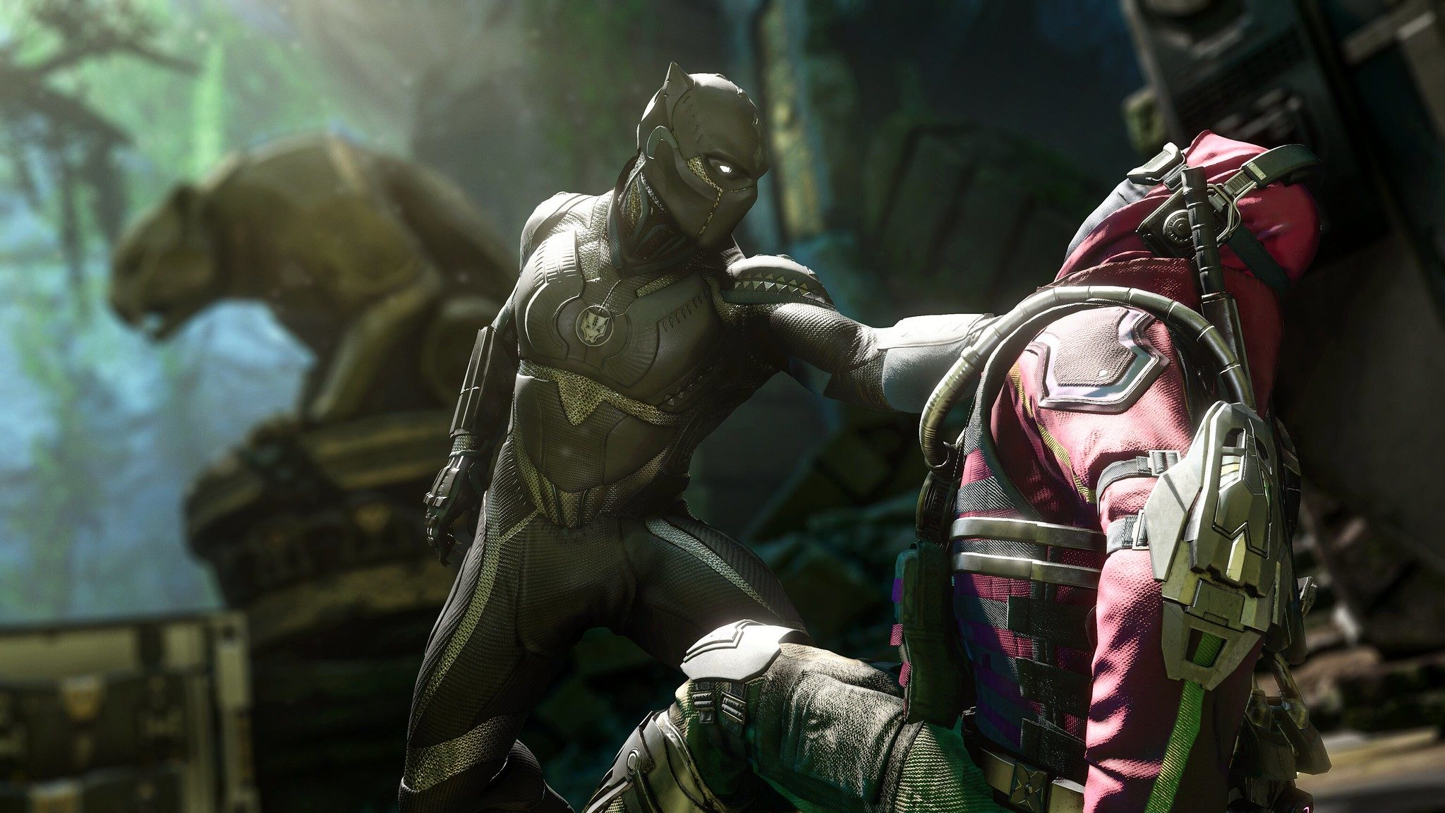 creating-the-entire-world-of-wakanda-in-marvel's-avengers