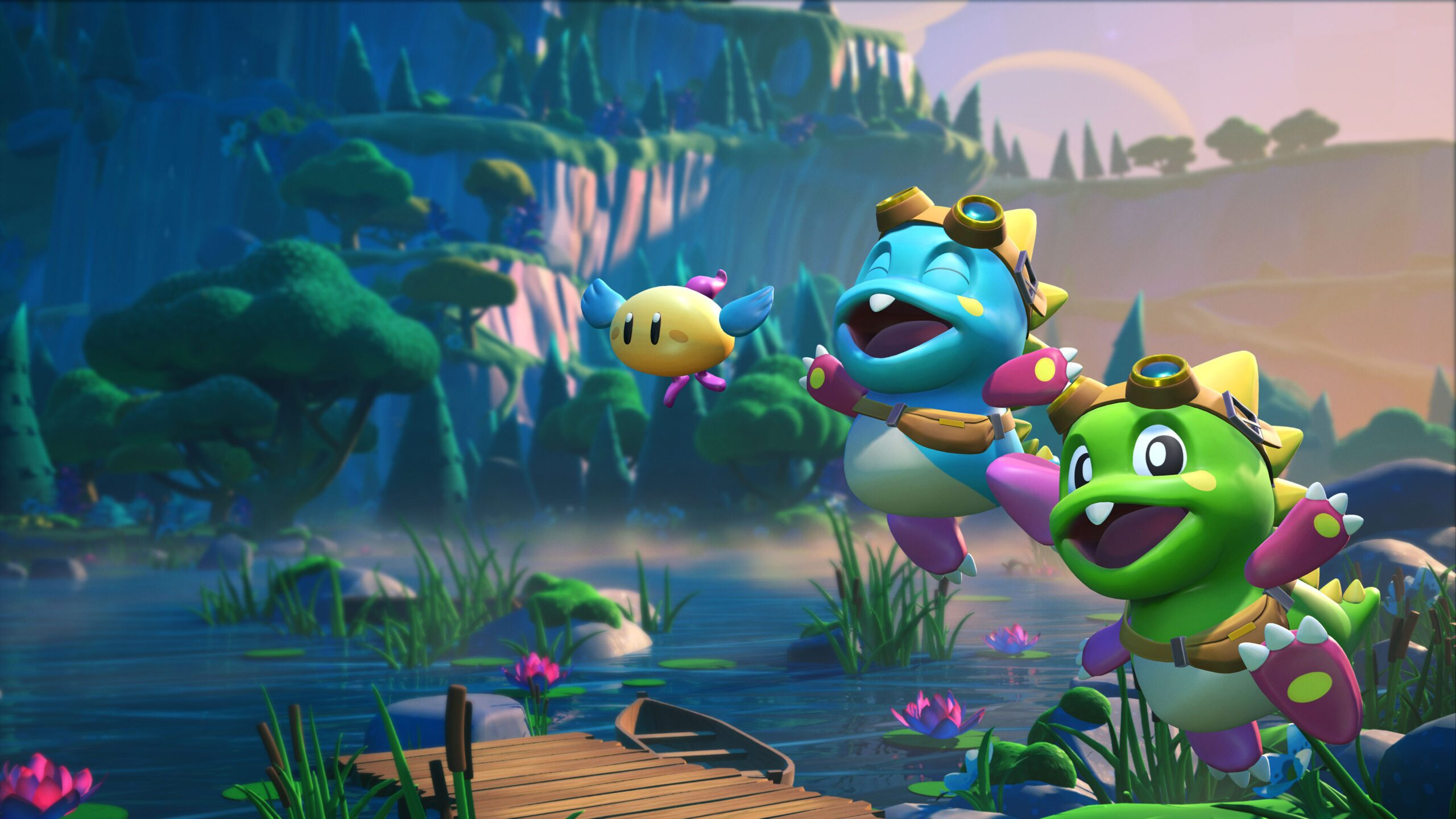 puzzle-bobble-3d:-getaway-odyssey-comes-oct-five-for-ps5,-ps4,-and-ps-vr