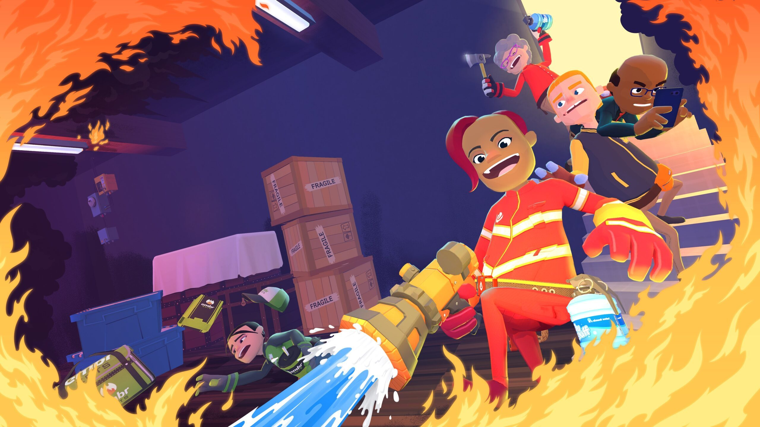play-firefighters-for-employ-in-frantic-multiplayer-embr,-out-tomorrow